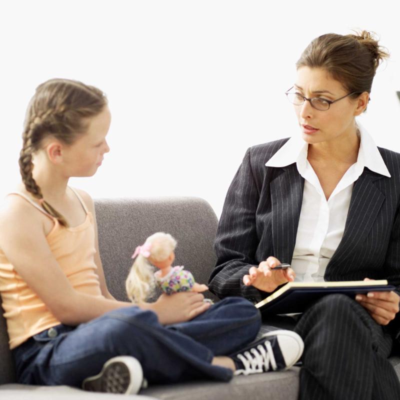INTERVENCIÓN PSICOLÓGICA EN TRASTORNOS DE LA INFANCIA Y LA ADOLESCENCIA