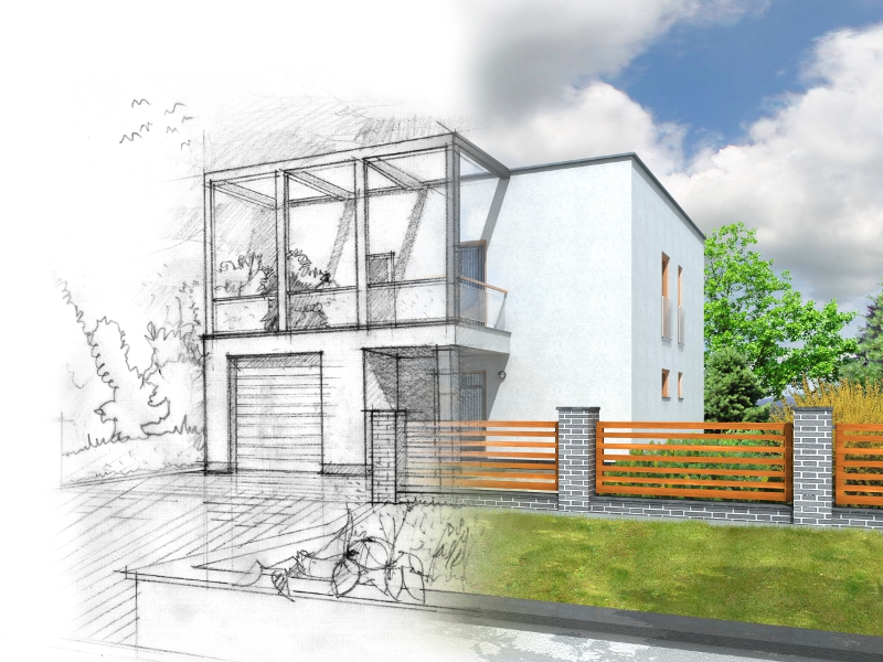 Intec arquitectura bioclim tica - Build house plans online free concept ...