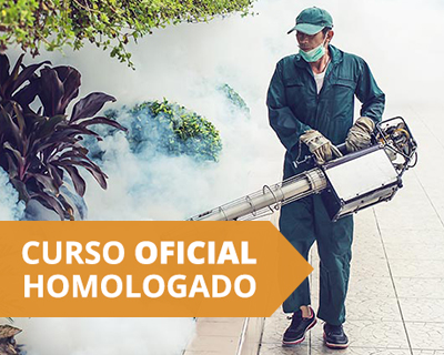CURSO APLICADOR BIOCIDAS NIVEL ESPECIAL: TRATAMIENTO CON PRODUCTOS QUE SEAN O GENEREN GASES