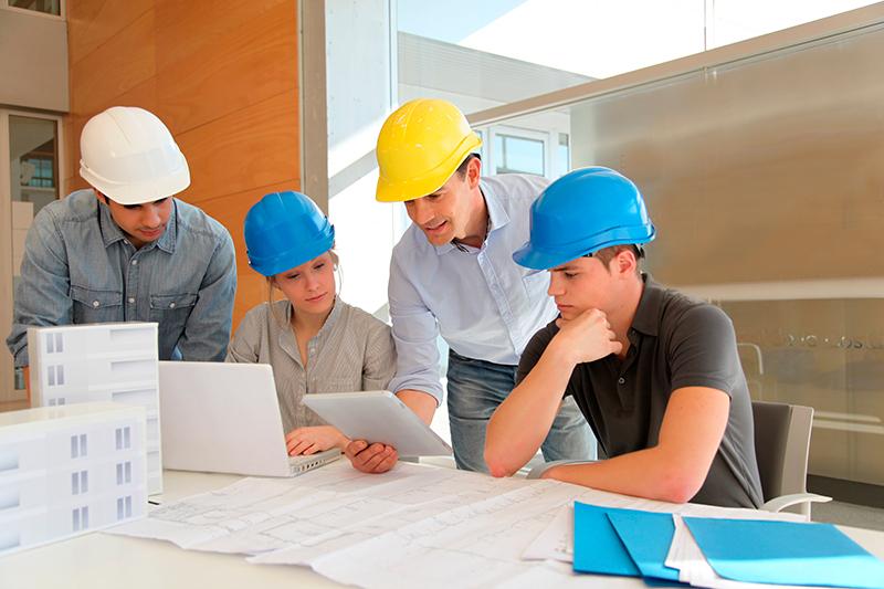 INTERPRETACION DE PLANOS EN CONSTRUCCION