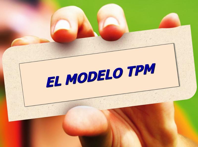MANTENIMIENTO TOTAL PRODUCTIVO (TPM)