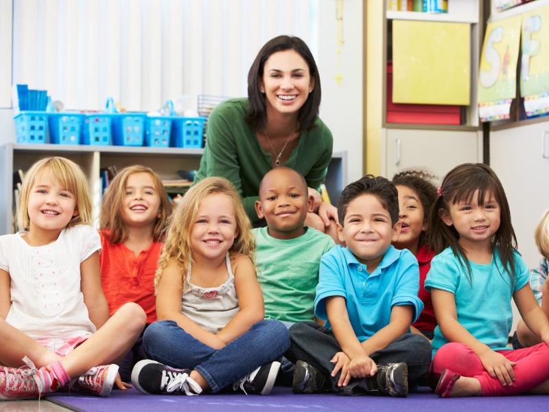 EDUCACION INFANTIL EN LOS CENTROS DE ATENCION SOCIOEDUCATIVO
