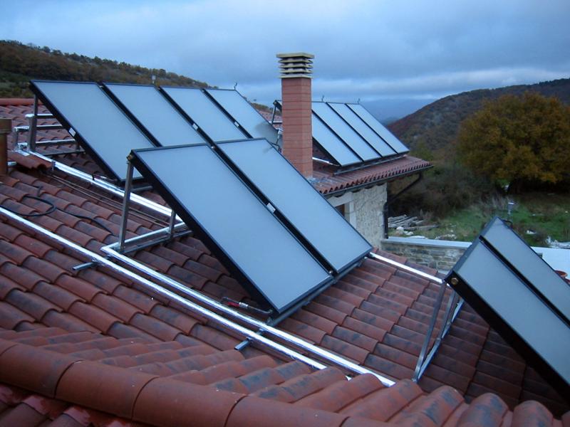 Intec Instalaciones De Energ 205 A Solar T 201 Rmica Para La