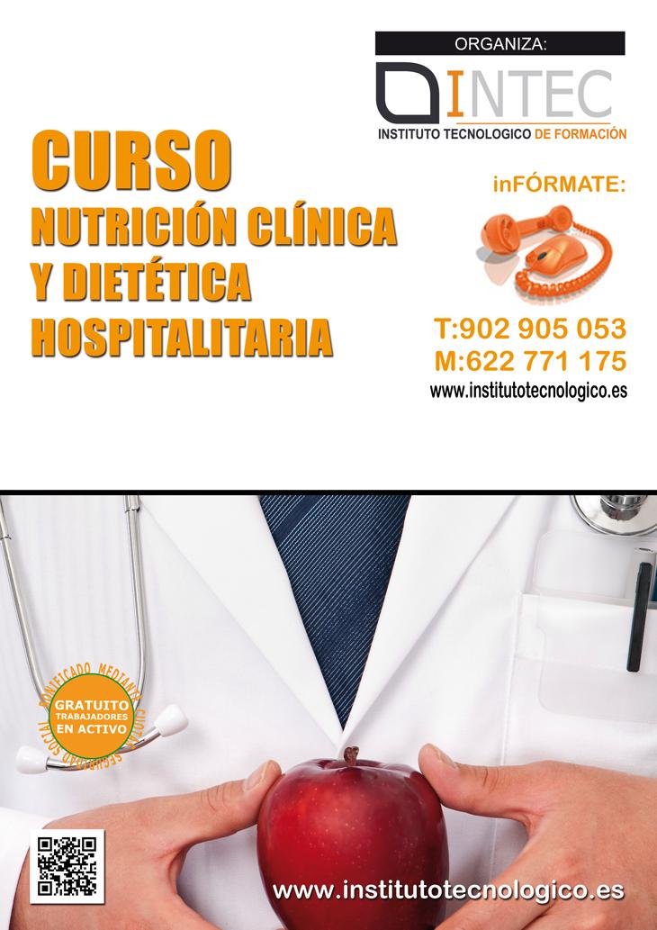 NUTRICIÓN CLÍNICA Y DIETÉTICA HOSPITALARIA