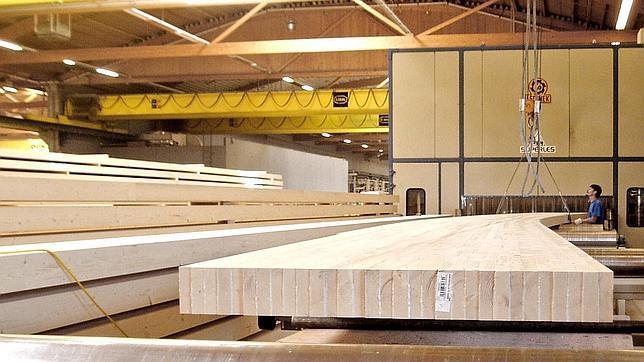Sanea tarjeta profesional de la construcci n para el for Construccion de muebles de madera