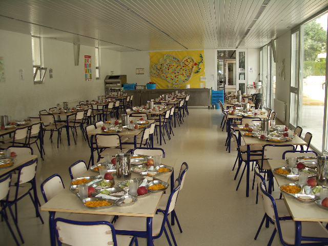 C mo se almuerza en una escuela p blica en uruguay for Normas para el comedor escolar