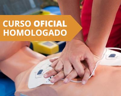 CURSO DE SOPORTE VITAL BÁSICO Y DESFIBRILADOR SEMIAUTOMÁTICO DESA POR PERSONAL NO SANITARIO