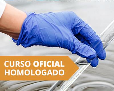 CURSO OFICIAL HIGIENICO-SANITARIO EN MANTENIMIENTO DE INSTALACIONES CON RIESGO DE LEGIONELLA
