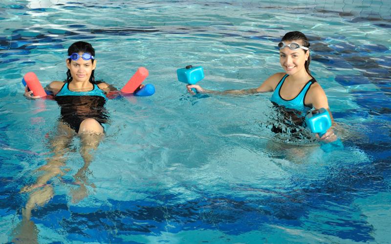Intec acuaterapia gu a de rehabilitaci n y fisioterapia for Rehabilitacion en piscina