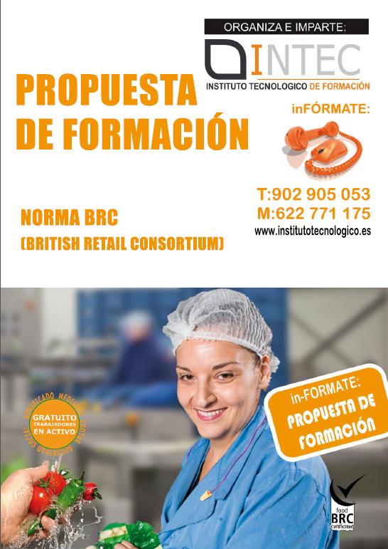NORMA BRC DE SEGURIDAD ALIMENTARIA (BRITISH RETAIL CONSORTIUM) V.5